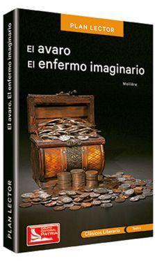 AVARO/EL ENFERMO IMAGINARIO   (C/CUAD.DE ACTIVIDADES)