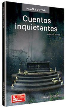 CUENTOS INQUIETANTES          (C/CUAD.DE ACTIVIDADES)