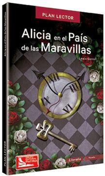 ALICIA EN EL PAIS DE LAS MARAVILLAS (C/CUAD.DE ACTIVIDADES)
