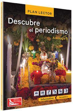 DESCUBRE EL PERIODISMO -ANT. 5- (C/CUAD.DE ACTIVIDADES)