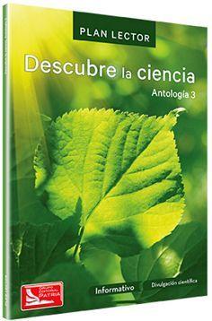 DESCUBRE LA CIENCIA -ANT. 3-  (C/CUAD.DE ACTIVIDADES)