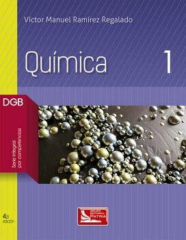 QUIMICA 1 4ED. (DGB/S.INTEGRAL COMPETENCIAS)
