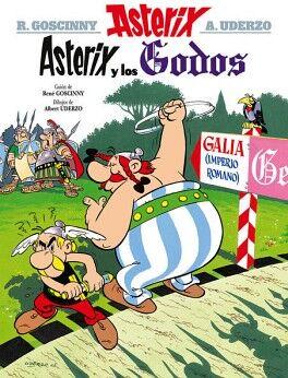 ASTERIX Y LOS GODOS -ASTERIX 3-