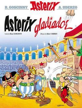 ASTERIX GLADIADOR -ASTERIX 4-
