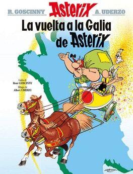 VUELTA A LA GALIA DE ASTERIX, LA -ASTERIX 5-