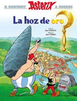 HOZ DE ORO, LA  -ASTERIX 2-