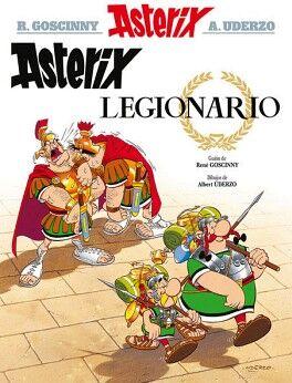 ASTERIX -LEGIONARIO- N.10
