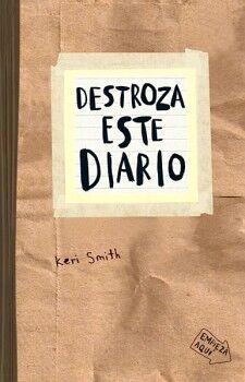 DESTROZA ESTE DIARIO (CAFE)