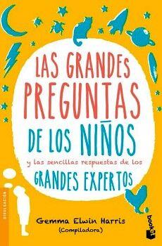 GRANDES PREGUNTAS DE LOS NIÑOS, LAS                      (PAIDOS)