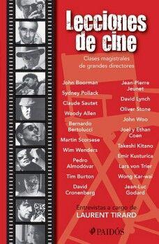 LECCIONES DE CINE -CLASES MAGISTRALES DE GRANDES DIRECTORES-