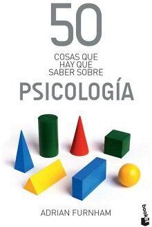 50 COSAS QUE HAY QUE SABER SOBRE PSICOLOGIA               (ARIEL)