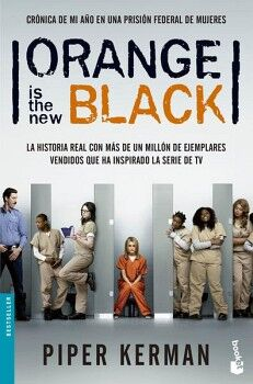 ORANGE IS THE NEW BLACK                                   (ARIEL)