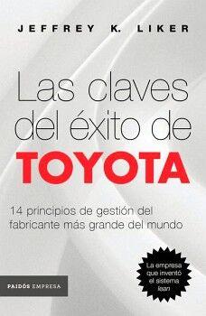 CLAVES DEL EXITO DE TOYOTA, LAS