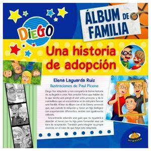 ALBUM DE FAMILIA -DIEGO/DANNY-