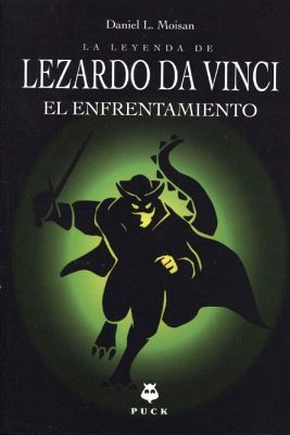 LEYENDA DE LEZARDO DA VINCI, LA -EL ENFRENTAMIENTO-