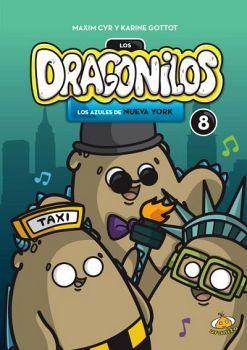 DRAGONILOS, LOS -LOS AZULES DE NUEVA YORK- (8)