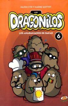 DRAGONILOS, LOS -LOS ANARANJADOS DE DAKAR- (6)