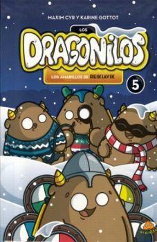 DRAGONILOS, LOS -LOS AMARILLOS DE REIKIAVIK- (5)