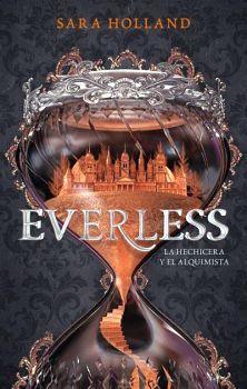 EVERLESS -LA HECHICERA Y EL ALQUIMISTA-