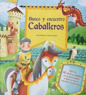 BUSCO Y ENCUENTRO -CABALLEROS-     (MAS DE 30 ACTIVIDADES)