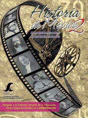HISTORIA DE MEXICO 2                 SC -COMPETENCIAS-
