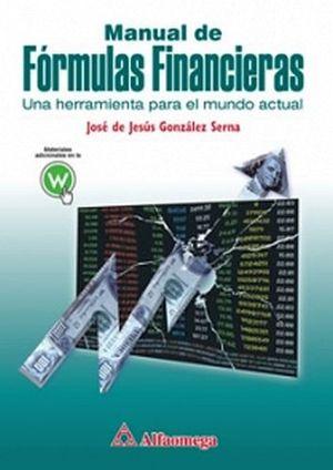 MANUAL DE FORMULAS FINANCIERAS
