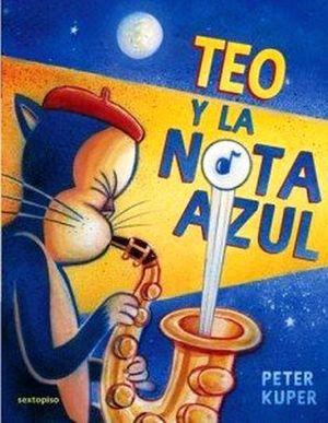 TEO Y LA NOTA AZUL  (EMP.)