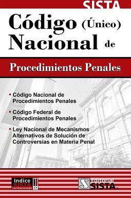 CODIGO NACIONAL DE PROCEDIMENTOS PENALES 2017