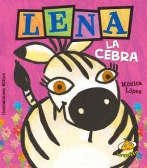 LENA LA CEBRA       (COL. PATITAS)