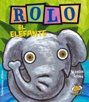ROLO EL ELEFANTE     (COL. PATITAS)