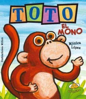 TOTO EL MONO         (COL. PATITAS)