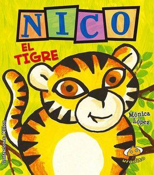 NICO EL TIGRE      (COL. PATITAS)