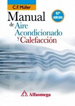 MANUAL DE AIRE ACONDICIONADO Y CALEFACCION 42ED.