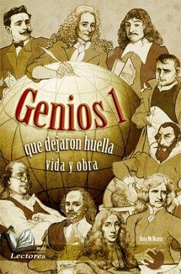 GENIOS 1 -QUE DEJARON HUELLA/VIDA Y OBRA- (MAS LECTORES)