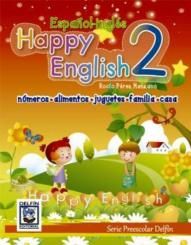 HAPPY ENGLISH 2                          (BILINGUE)