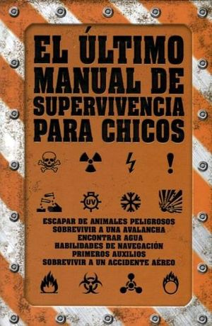 ULTIMO MANUAL DE SUPERVIVENCIA PARA CHICOS KME-102