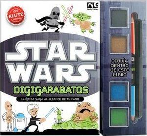 STAR WARS -DIGIGARABATOS-   (C/ACCESORIOS) KL-1001