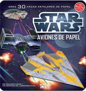 STAR WARS -AVIONES DE PAPEL-               KL-1003