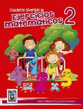 CUADERNO DIVERTIDO DE EJERCICIOS MATEMATICOS 2