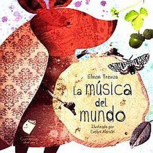 MUSICA DEL MUNDO, LA                (CUENTAMELO OTRA VEZ/CARTONE)