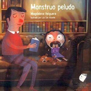 MONSTRUO PELUDO                     (CUENTAMELO OTRA VEZ/CARTONE)
