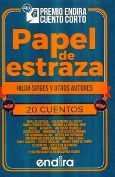 PAPEL DE ESTRAZA -20 CUENTOS-