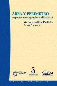 AREA Y PERIMETRO -ASPECTOS CONCEPTUALES Y DIDACTICOS-