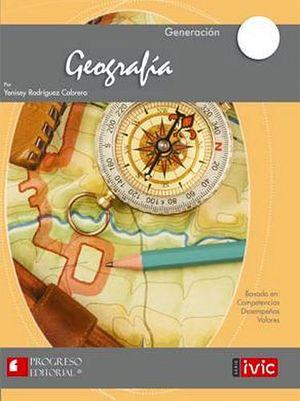GEOGRAFIA BACH.   (GENERACION/S.IVIC)
