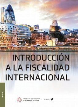 INTRODUCCION A LA FISCALIDAD INTERNACIONAL