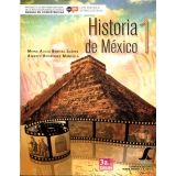 HISTORIA DE MEXICO 1 3ED.            SC -COMPETENCIAS-