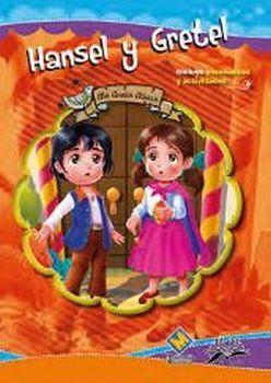 HANSEL Y GRETEL                     (COL. MIS CUENTOS CLASICOS)