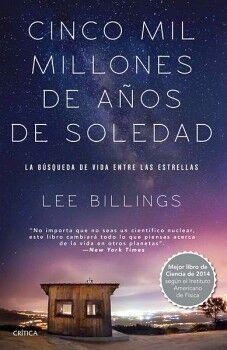 CINCO MIL MILLONES DE AÑOS DE SOLEDAD