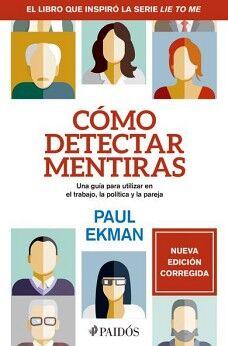 COMO DETECTAR MENTIRAS (NVA. EDICION CORREGIDA)