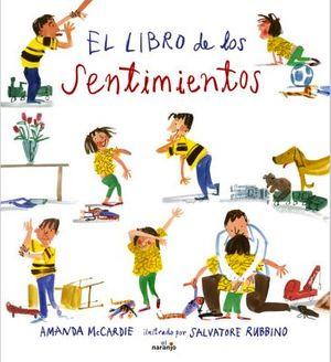 LIBRO DE LOS SENTIMIENTOS, EL (EMPASTADO)